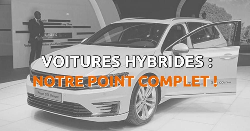 la voiture hybride notre guide pour tout comprendre. Black Bedroom Furniture Sets. Home Design Ideas