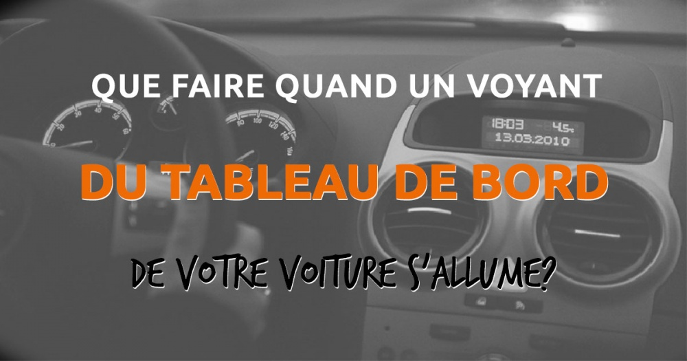 voyant moteur allum rouge ou orange quels risques pour votre voiture outils obd facile. Black Bedroom Furniture Sets. Home Design Ideas